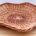 шестиугольная сухарница,фигурное плетение,владимир качанов