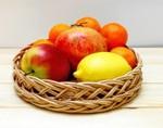 круглая сухарница,ажурная сухарница,корзинка для фруктов
