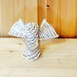 ангел из ротанга